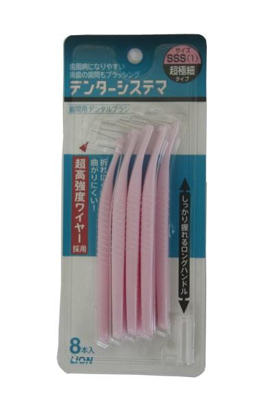 """""""Dentor Systema"""" Зубная щётка для чистки межзубного пространства со св"""