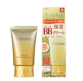 """Kanebo """"Freshel"""" Natural Beige Увлажняющий ВВ-крем с гиалуроновой кисл"""